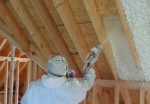 Dallas/Fort Worth, TX Attic Insulation with Spray Foam